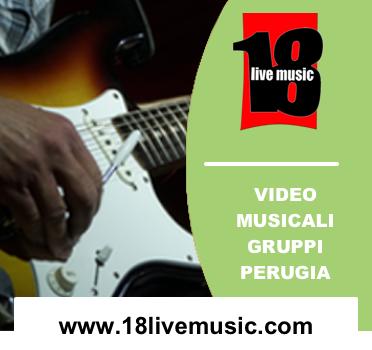 Video musicali di jazz soul e cover nei locali di Perugia